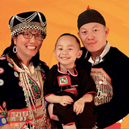 The-Vang-Family