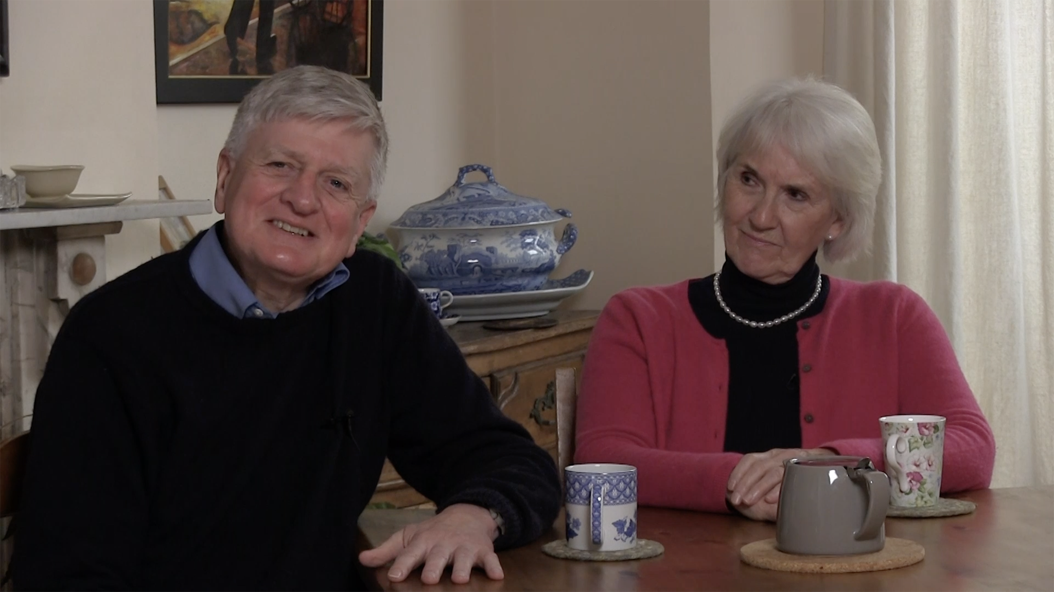 David and Ruth Gould